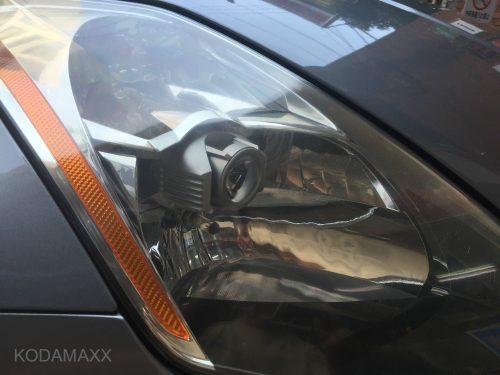 Z33のヘッドライト